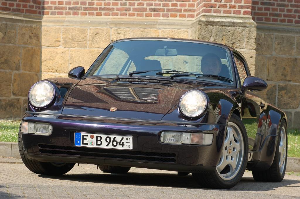 964 Jubi IG - Porsche Sondermodell